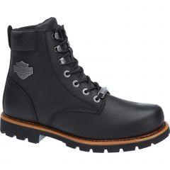 Harley Davidson Mens Vista Ridge Boots - Black