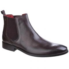 Base London Mens Cheshire Chelsea Boots - Brown