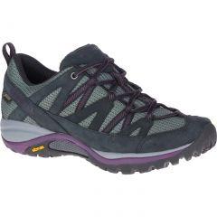 Merrell Womens Siren Sport 3 GTX Waterproof Shoes - Black Blackberry