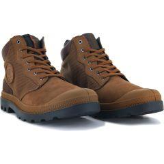 Palladium Mens Sportcuff Outsider II WP Waterproof Boots - Brown
