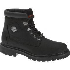 Harley Davidson Mens Badlands Boots - Black