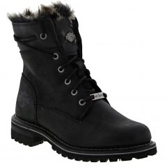 Harley Davidson Womens Clearfield Boots - Black