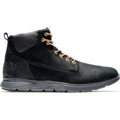 Timberland Mens Killington Chukka Wide Fit Desert Ankle Boots - Black - A19UK