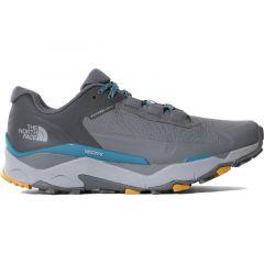 North Face Mens Vectiv Exploris Futurelight Waterproof Walking Shoes - Zinc Grey Asphalt Grey