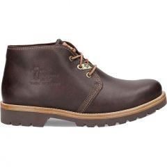 Panama Jack Mens Bota Panama C18 Waterproof Leather Chukka Boots - Bota Marron Brown