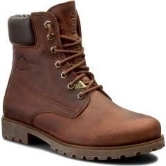 Panama Jack Mens Panama 03 C8 Waterproof Boots - Napa Grass Cuero Bark