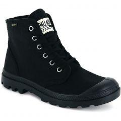 Palladium Mens Pampa Hi Originale Combat Ankle Boots - Black