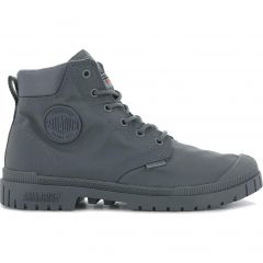 Palladium Mens Pampa SP20 Cuff WP Waterproof Boots - Titanium