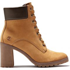 Timberland Womens Allington 6 Inch Chelsea Ankle Boots - Wheat - A1HLS