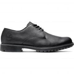 Timberland Mens EarthKeepers Stormbuck Oxford Waterproof Shoes - Black - 5549R