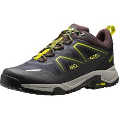 Helly Hansen Mens Cascade Low HT Waterproof Shoes - Storm Sweet Lime