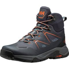 Helly Hansen Mens Cascade Mid HT Waterproof Boots - Storm Black