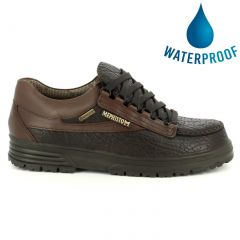 Mephitsto Mens Break GTX Waterproof Walking Shoes - Dark Brown