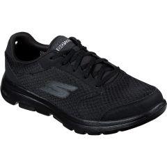 Skechers Mens Go Walk 5 Qualify Trainers - Black Black