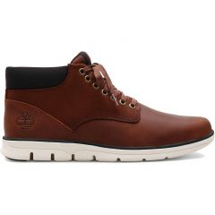 Timberland Mens Bradstreet Chukka Leather Ankle Boots - Brown - A13EE