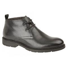 Roamers Mens Flexmaster Ankle Boots - Black