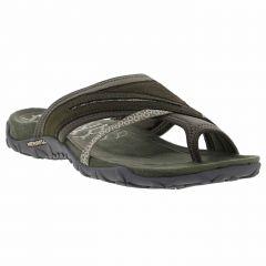 Merrell Womens Terran Post Toe Post Walking Sandals - Dusty Olive
