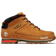 Timberland Mens A2K82 Euro Sprint Mid Hiker Ankle Boots - Wheat