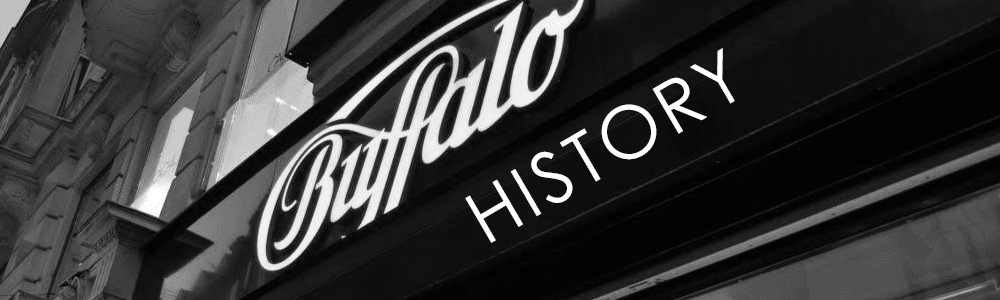 Buffalo History Banner