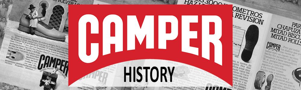 Camper History Banner