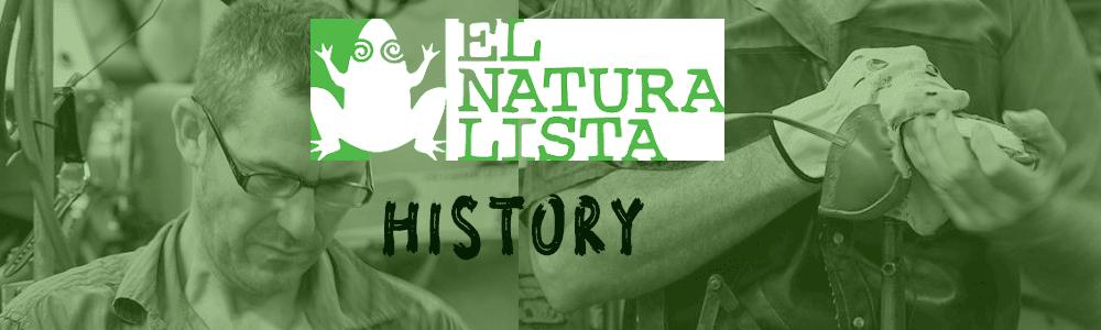El Naturalista History Banner