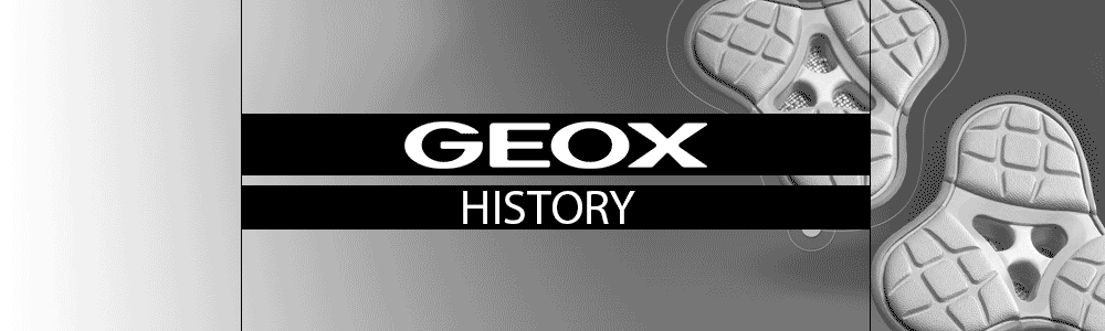 Buen sentimiento Personas mayores Misericordioso  Geox History | The Story of Geox Breathable Footwear