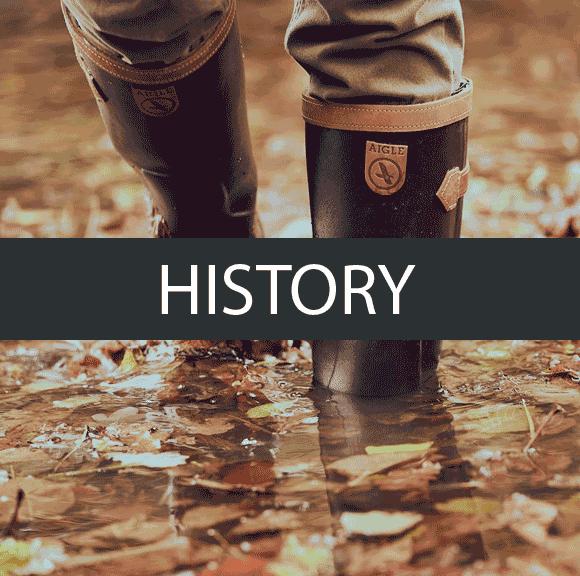 Aigle Brand History