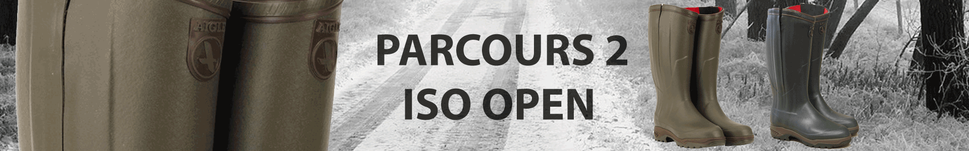 Shop Parcours 2 ISO Open Collection