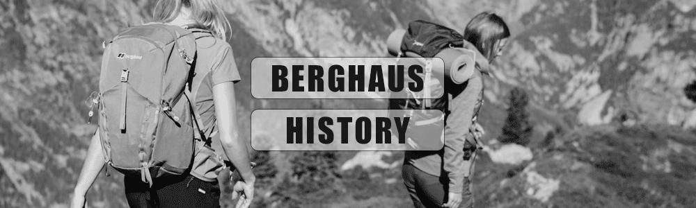 Berghaus History Banner