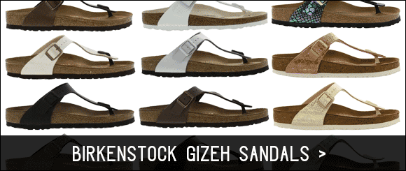 Shop Birkenstock Gizeh Sandals