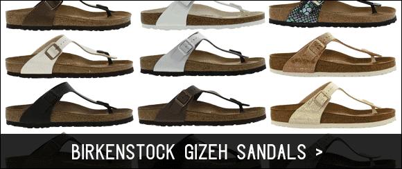 Shop Birkenstock Gizeh Sandals