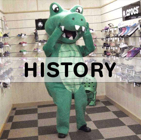 Crocs Brand History