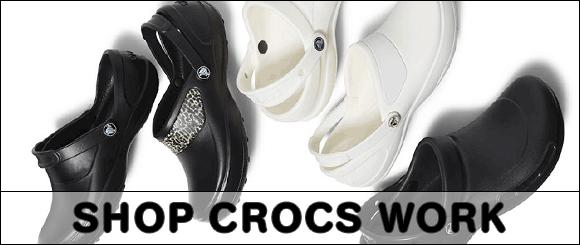 Shop Crocs Work Range