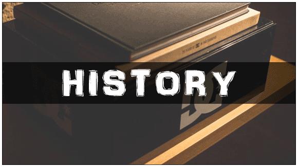 DC Brand  History
