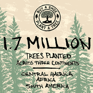 1.7 Million Trees Planted Etnies