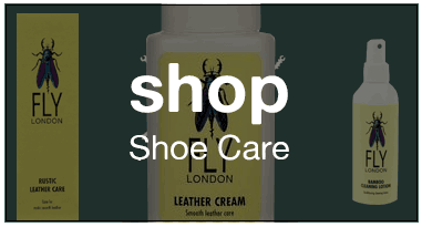 Fly London Shoe Care Link