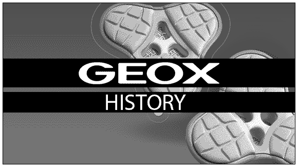 Geox Brand History