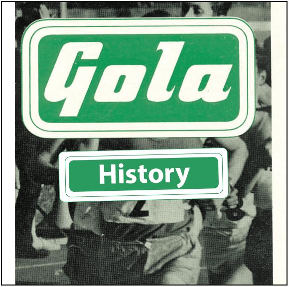 Gola Brand History