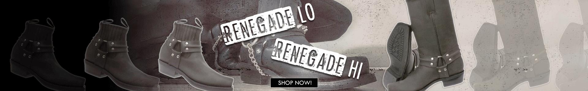 Shop Grinders Renegade