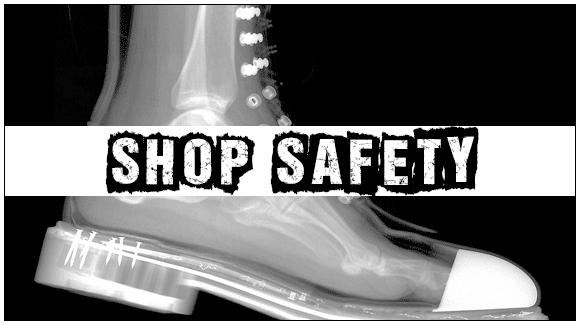 Grinder Safety Boots