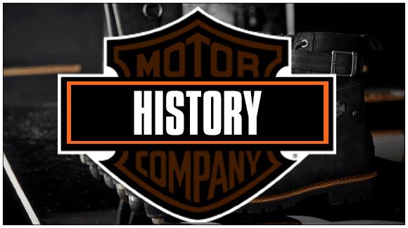 Harley Davidson Brand History