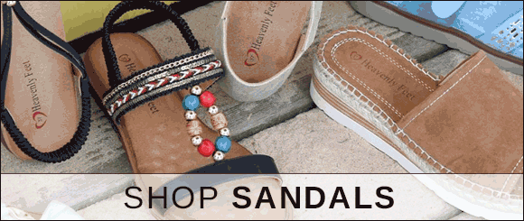 Shop Heavenly Feet Sandals