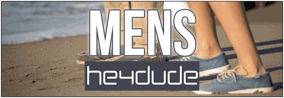 Shop Mens Hey Dude
