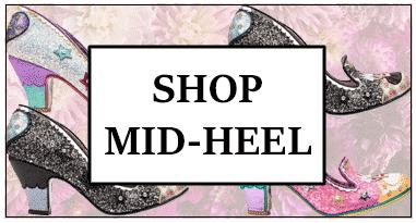 Shop Irregular Choice Mid Heels