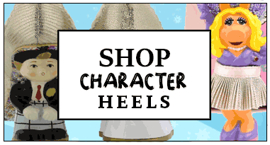 Shop Irregular Choice Characters