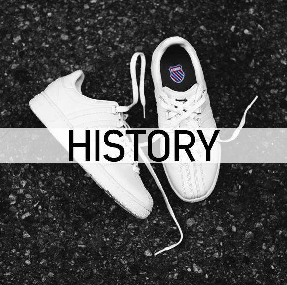 KSwiss History