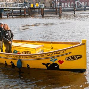 Keen's Boat