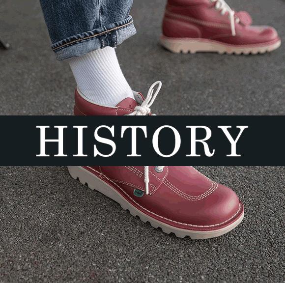 Kickers History