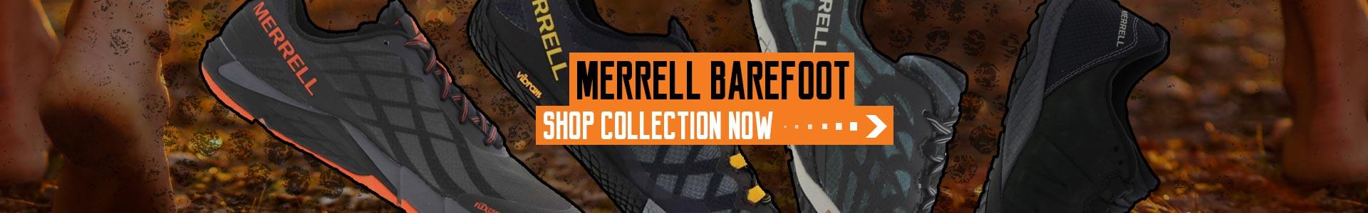 Shop Merrell Barefoot