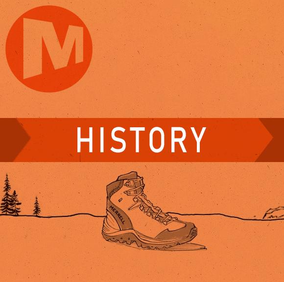 Merrell Brand History